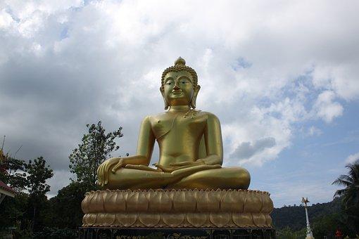 The Island Of Koh Kood, Buddha, Thailand, Island