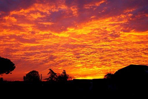 Sky, Lift, Sun, Fire, Against The Light, Natural