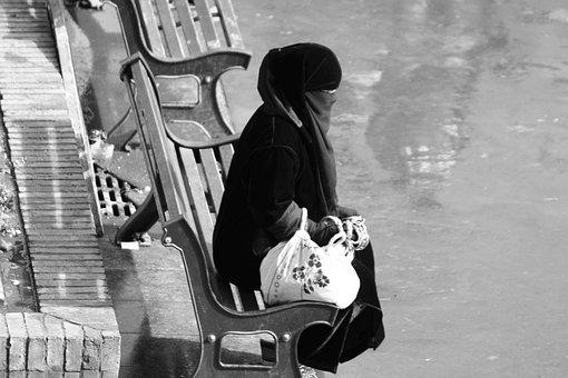 Woman, Islam, Marakech, Arabic, Morocco