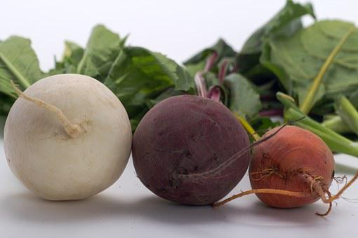 Vegetables, Beetroot, Turnip, Rättich