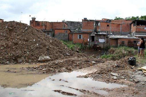 Brazil, Carapicuiba City, Favela Brazil