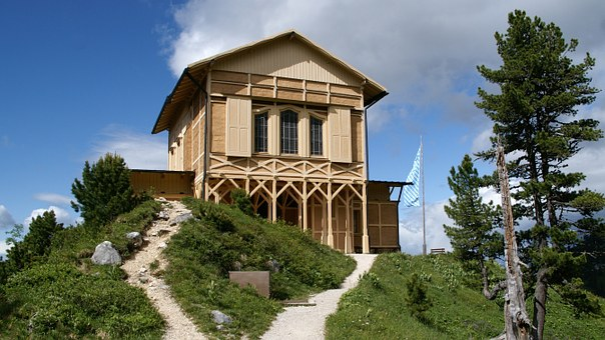 Schachen, Castle, Bavaria, Garmisch Partenkirchen