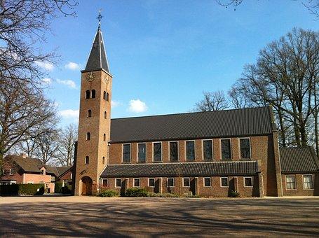 Church Tower, Church Square, Village Church