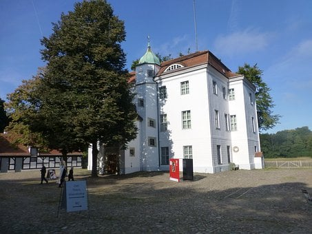 Grunewald, Hunting Lodge, Tree