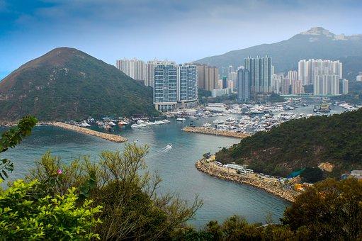 Hong Kong Ocean Park, Hong Kong, Park, Ocean, China