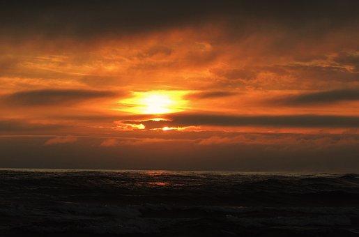 Sky, Infinto Peace, Landscape, Harmony, Immensity