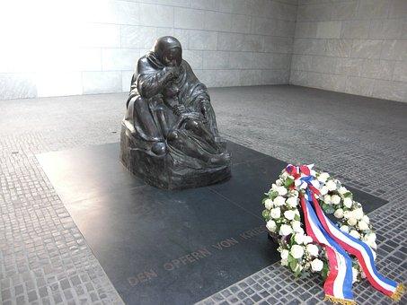 Berlin, New Wake, Käthe Kollwitz, Monument, Reminder