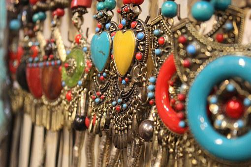 Fashion, Ornaments, Necklaces, Beads, Traditional