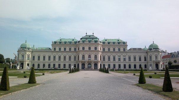 Schloss Belvedere, Vienna, Belvedere Castle