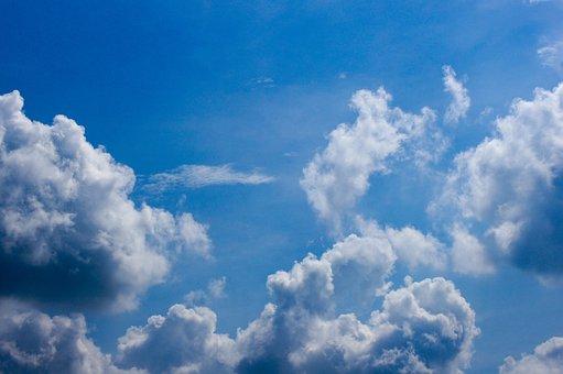 Singapore Coney Island, Sky, Blue, Sunny, Blue Sky
