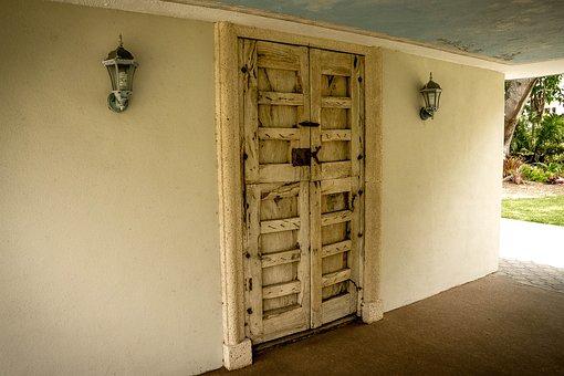 Shangri-la, South Florida, Doorway, Door, Building