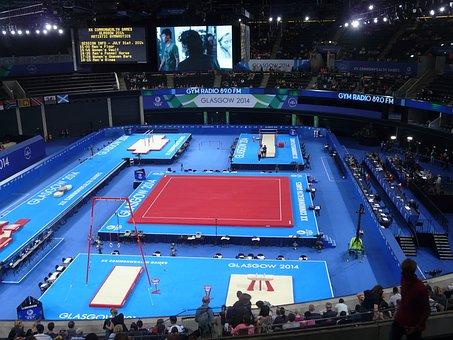 Gymnastics, Sport, Fitness, Exercise, Gym, Glasgow 2014