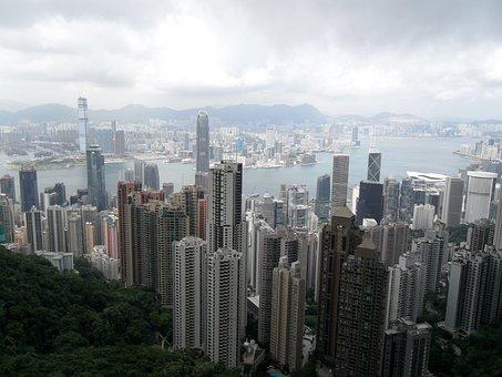 Hong Kong, Architecture, Xina
