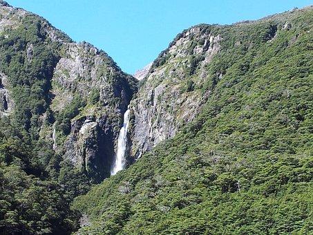 New Zealand, Devil's Punchbowl, Arthur's, Pass