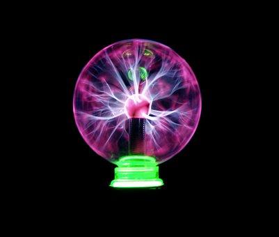 Lightning Spark, Beauty Light, Bolt, Generated