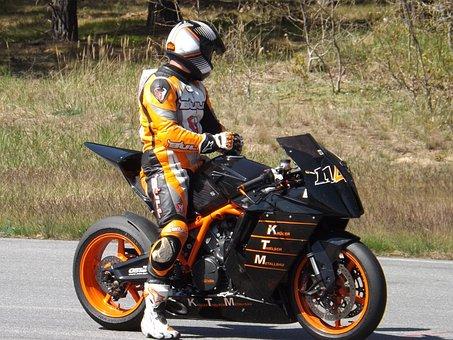 Motorcycle, Big Dölln, Race Car Driver, Motor Bike