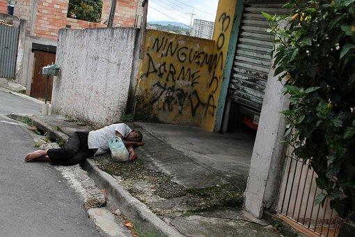 Brazil, Carapicuiba City, Favela, Community