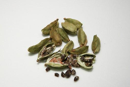 Cardamom, Spices, Cooking, Ingredient