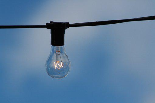 Bulb, Close-up, Electricity, Energy, Isolated, Light