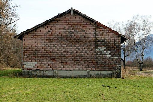 Building, Home, Facade, Gable, Gable Wall, Gable End
