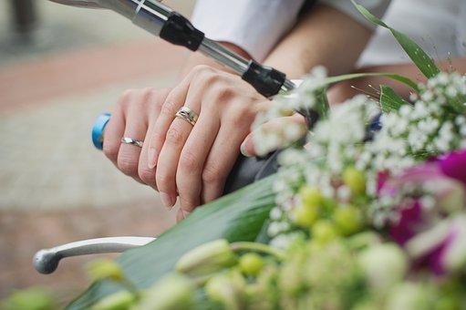 Wedding Rings, Wedding, Flowers, Manpower, Para
