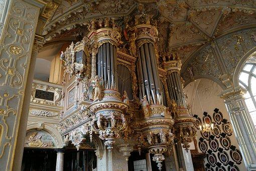 Frederiksborg Castle, Castle, Hillerød, Castle Chapel