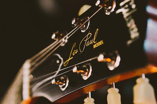 Acoustic Guitar, Guitar, Guitar Strings, Les Paul