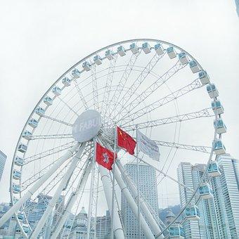Hong Kong, The Ferris Wheel, Mainland