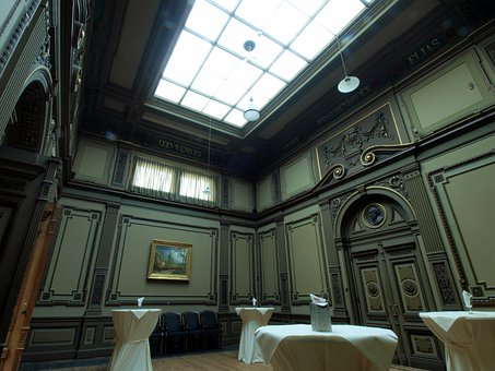 Netherlands, Teylers Museum, Interior, Inside