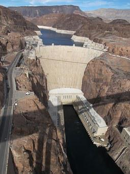 Hover Dam, Nevada, Lake Mead