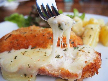 Chicken, Steak, Cheese, Food, Vegetable, Salad
