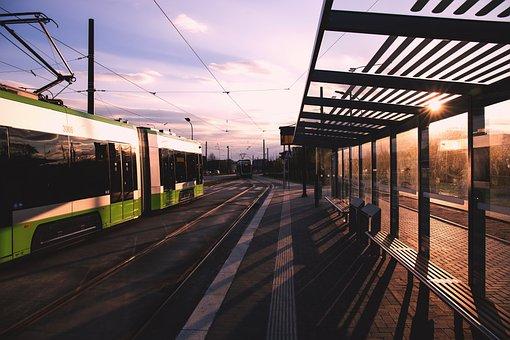 Infrastructure, Public Transportation, Tram, Tram Lines