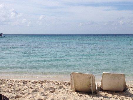 Cancun, Beach, Cozumel, Mexico, Beach Sand, Tourism