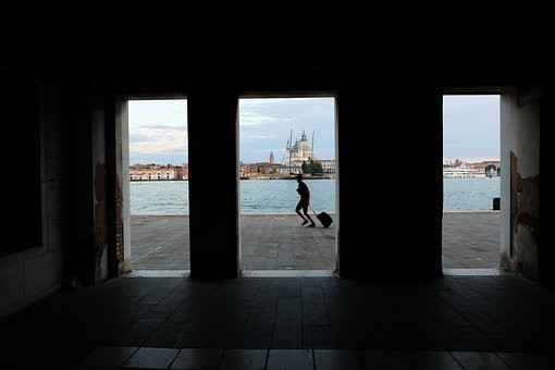 Venice, Departure, Delay, Vaporetto