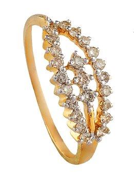 Emerald Diamond Ring, Classic Diamond Ring