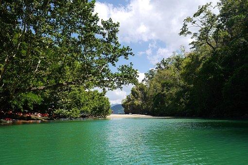 Republic Of The Philippines, Getting Down, Sea, Emerald