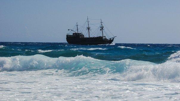 Wave, Smashing, Sea, Nature, Spray, Foam, Power, Energy