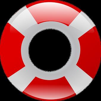 Lifesaver, Life Ring, Life Preserver, Flotation Device