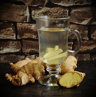 Ginger, Ginger Tea, Ingber, Imber, Immerwurzel