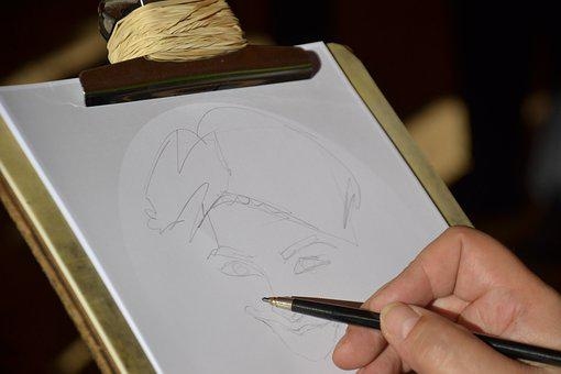 Drawing, Pencil, Leaf, Designer, Artist, Sketch