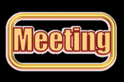 Meeting, Memo, Time, Time Of, Handwritten, List, Memory