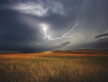 Storm, Lightning, Weather, Nature, Sky, Thunder