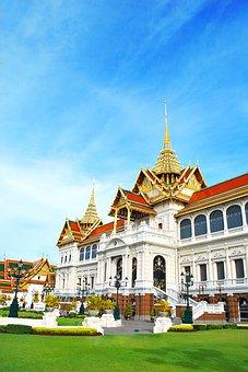 Palace, Chakri, Temple Of The Emerald Buddha