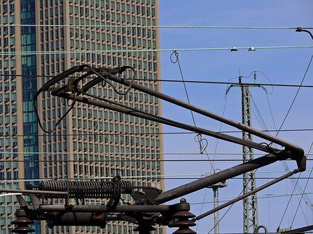 Train, Braking Resistors, 15 Kv, Roof, Einholm