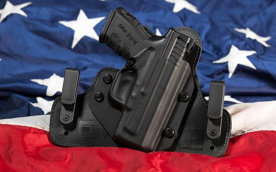 Gun, Usa, Second Amendment, Concealed Carry