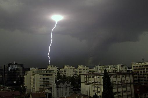 Weather, Thunderstorm, Sky, Nature, Thunder