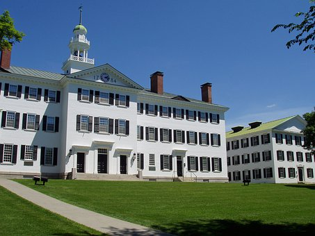 Dartmouth College, Portsmouth, New Hampshire, Sky, Lawn