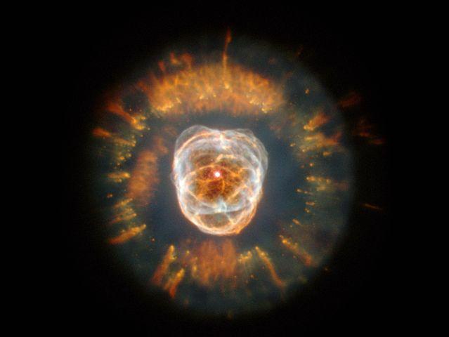 Eskimo Nebula, Ngc 2392, Planetary Fog