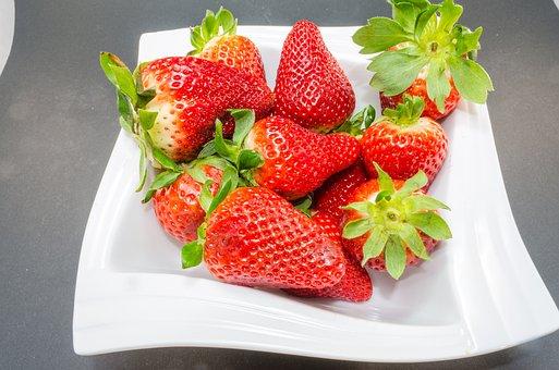 Strawberries, Fruit, Tasty, Sweet, Food, Vitamins