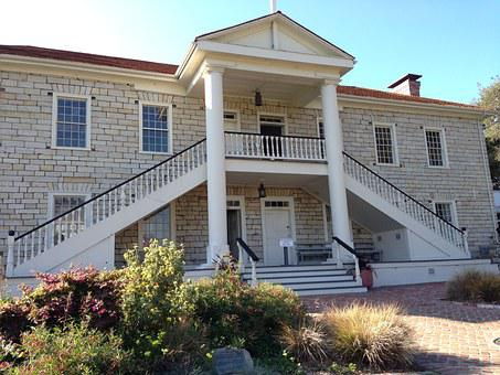 Colton Hall, Monterey, California, History, Government